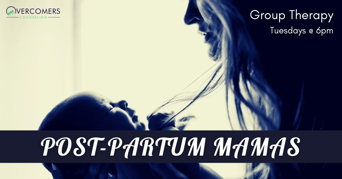 Post Partum Mamas - Group Therapy